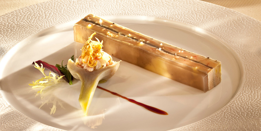 Foie Gras, Rostang - Tribu Ohayon