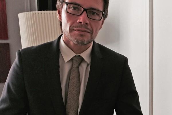 Cédric Seguin, avocat spécialisé dans le secteur de l'hôtellerie et de la restauration