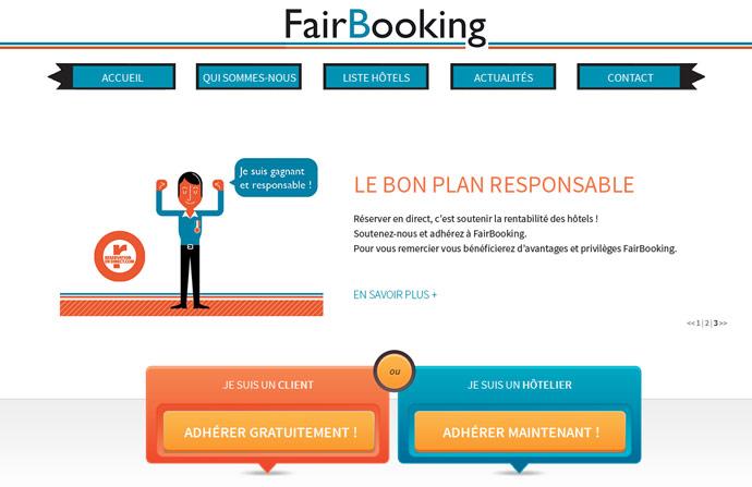 Fairbooking - Rémi Ohayon