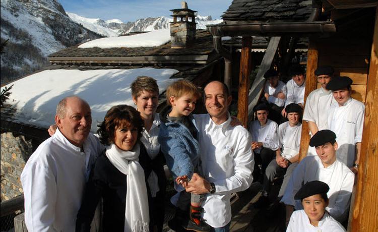 La Bouitte - Savoie - Famille Meilleur