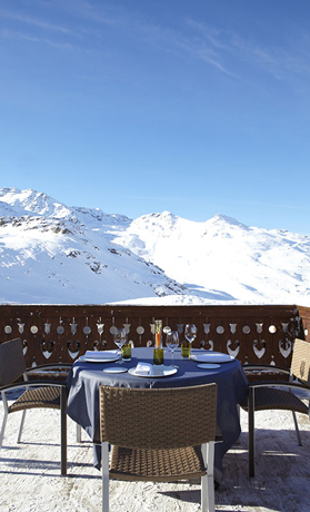 Jean Sulpice - Restaurant gastronomique à Val Thorens