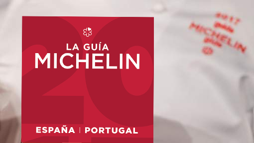 Guide Michelin 2017 Espagne & Portugal